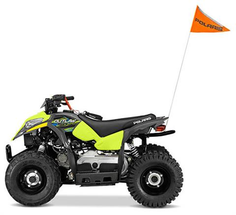 2018 Polaris Outlaw 110 in Hillman, Michigan
