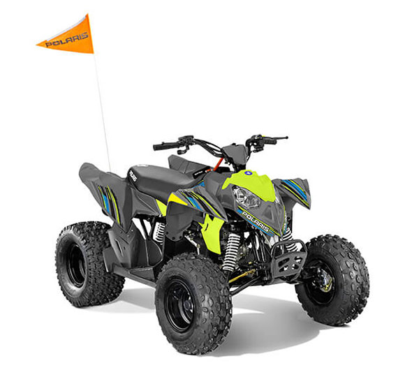 2018 Polaris Outlaw 110 in Hooksett, New Hampshire