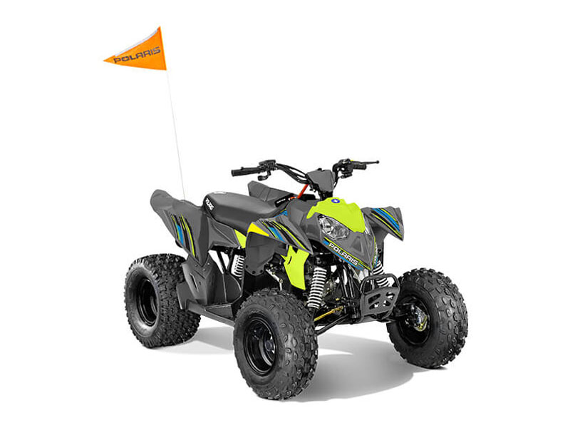 2018 Polaris Outlaw 110 in Boise, Idaho