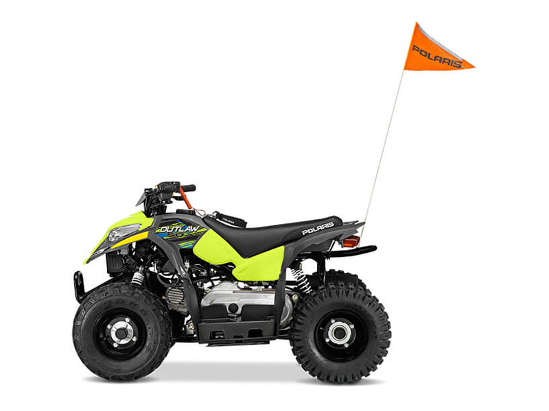 2018 Polaris Outlaw 110 in Batavia, Ohio