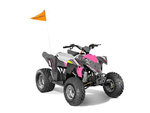 2018 Polaris Outlaw 110 in Danbury, Connecticut
