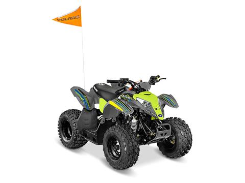 2018 Polaris Outlaw 50 in Milford, New Hampshire