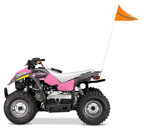 2018 Polaris Outlaw 50 in Littleton, New Hampshire