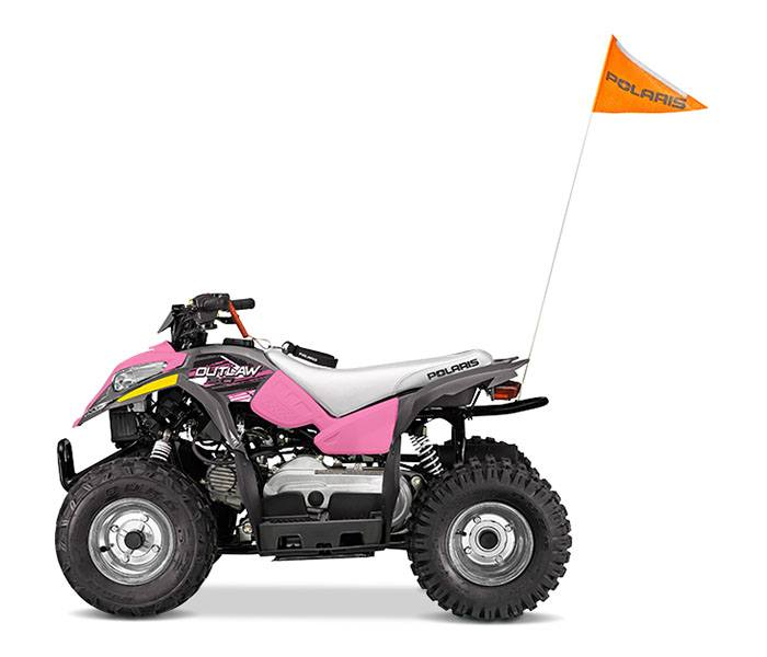 2018 Polaris Outlaw 50 in Gunnison, Colorado