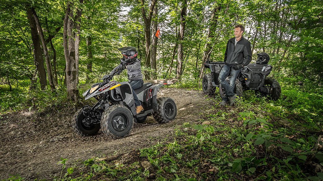 2018 Polaris Phoenix 200 in Unity, Maine