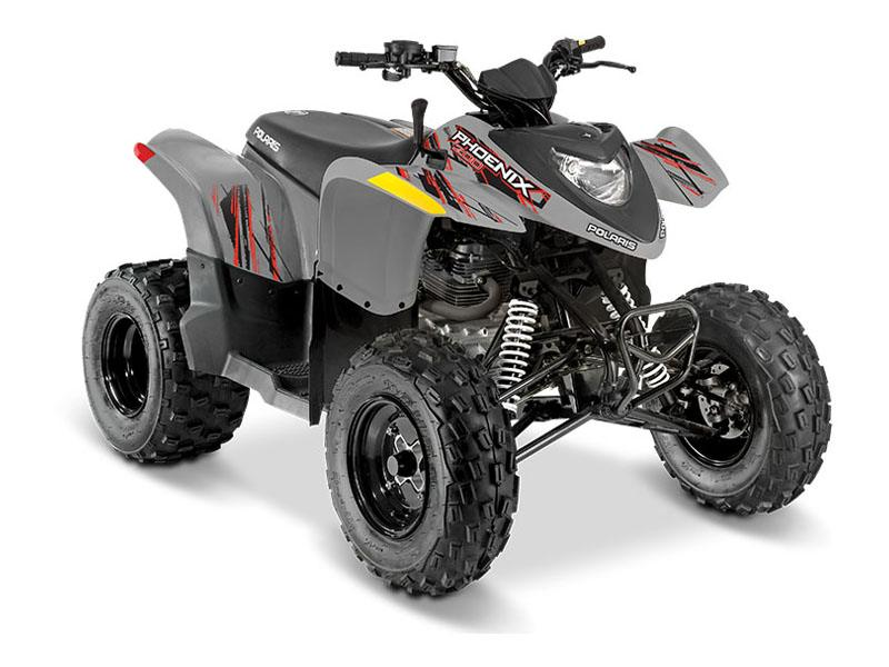 2018 Polaris Phoenix 200 in Lewiston, Maine