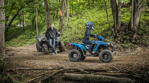 2018 Polaris Sportsman 110 EFI in Hancock, Wisconsin