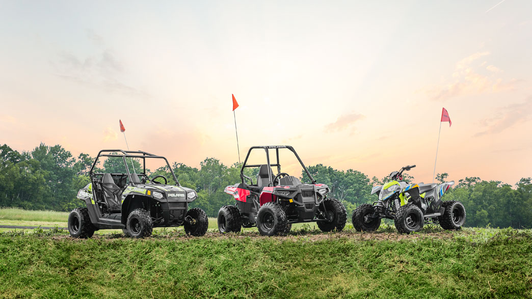 2018 Polaris Ace 150 EFI in Littleton, New Hampshire