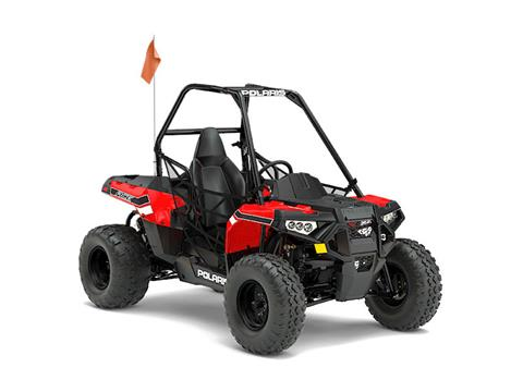 2018 Polaris Ace 150 EFI in Barre, Massachusetts