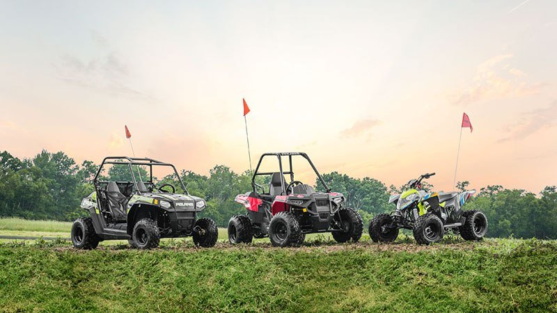 2018 Polaris Ace 150 EFI in Elk Grove, California