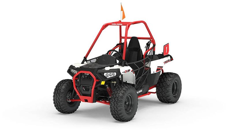 2018 Polaris Ace 150 EFI LE in Monroe, Michigan