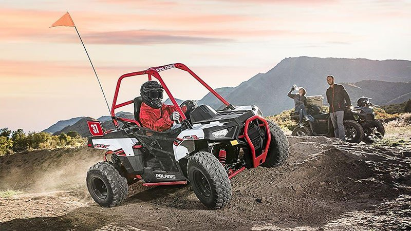 2018 Polaris Ace 150 EFI LE in Littleton, New Hampshire