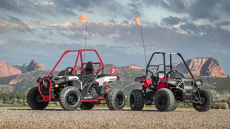 2018 Polaris Ace 150 EFI LE in Three Lakes, Wisconsin