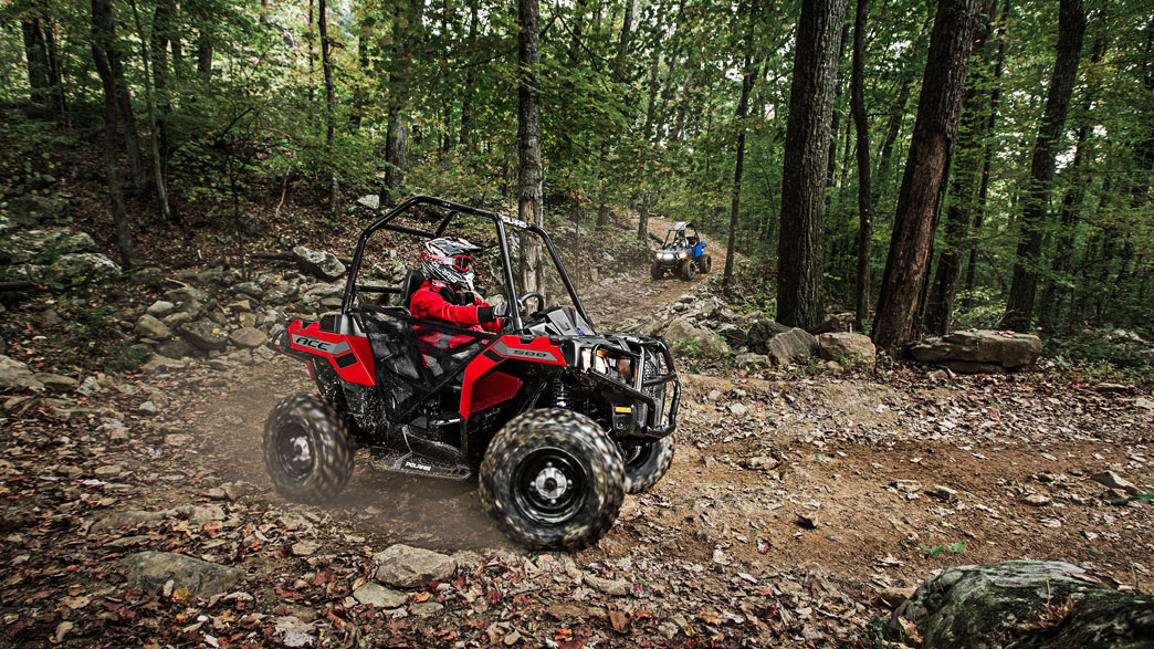 2018 Polaris Ace 500 in Sterling, Illinois