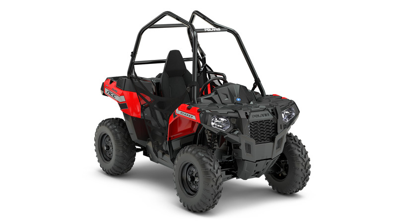 2018 Polaris Ace 500 in Kenner, Louisiana