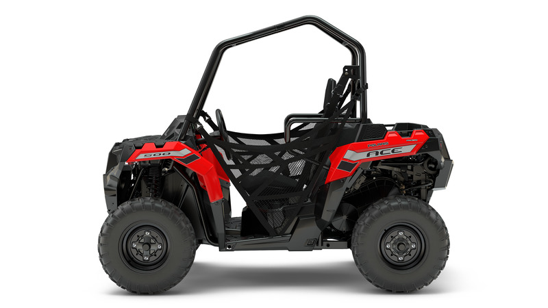 2018 Polaris Ace 500 in Scottsbluff, Nebraska