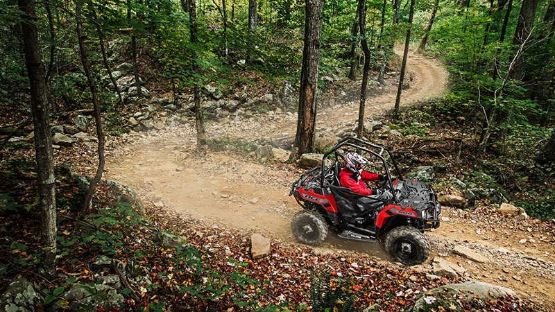 2018 Polaris Ace 500 4