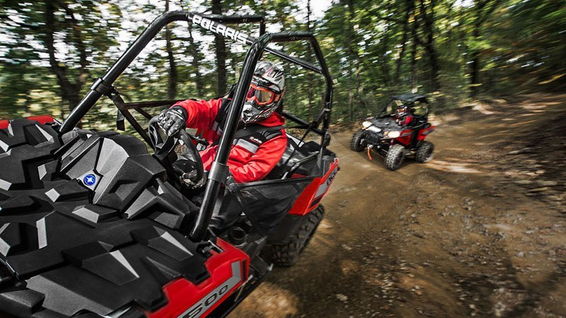 2018 Polaris Ace 500 5