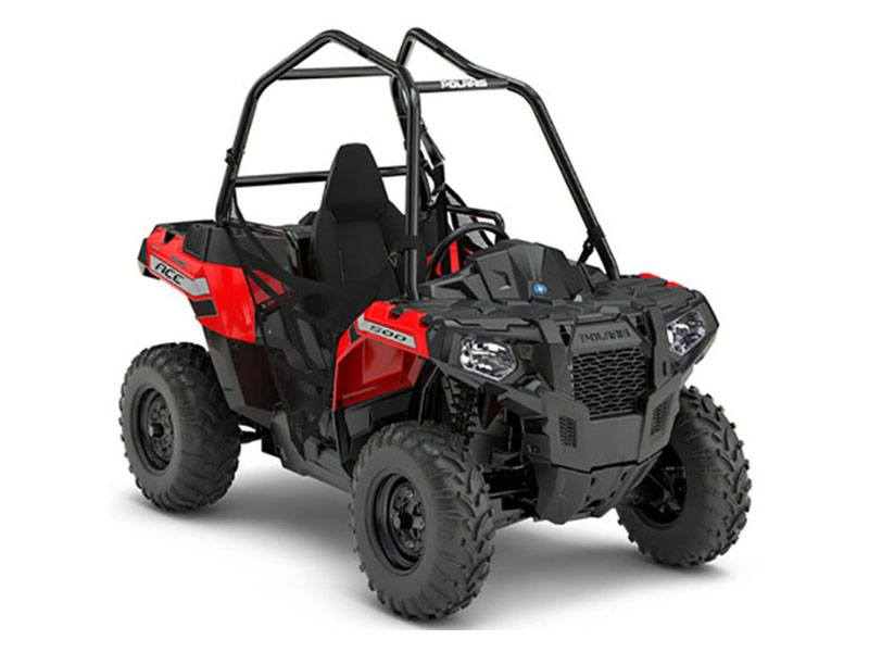 2018 Polaris Ace 500 1
