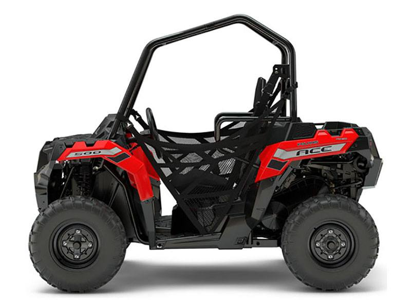 2018 Polaris Ace 500 in San Diego, California - Photo 2