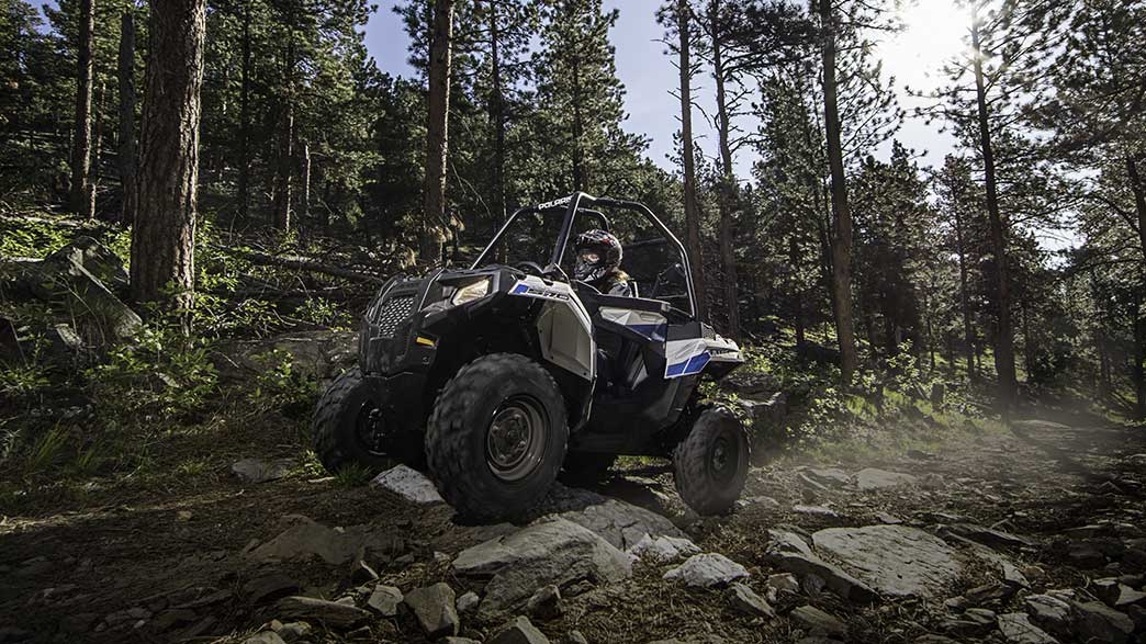 2018 Polaris Ace 570 EPS in Petersburg, West Virginia