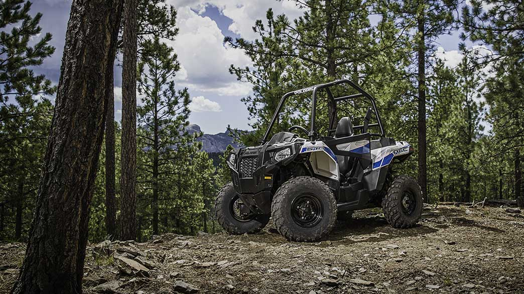 2018 Polaris Ace 570 EPS in Hillman, Michigan