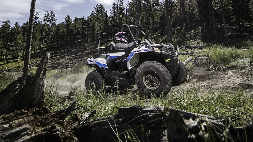 2018 Polaris Ace 570 EPS in Mahwah, New Jersey
