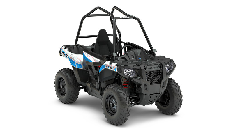 2018 Polaris Ace 570 EPS in Sterling, Illinois