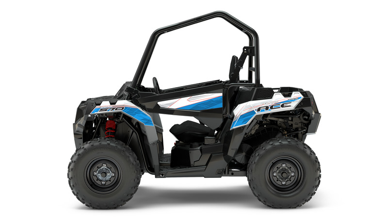 2018 Polaris Ace 570 EPS in Saucier, Mississippi
