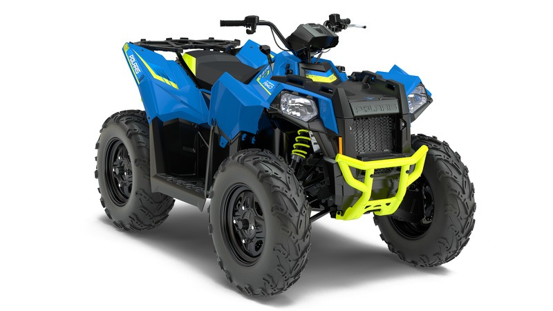 2018 Polaris Scrambler 850 in Woodstock, Illinois