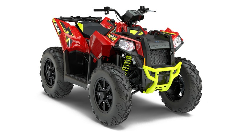 2018 Polaris Scrambler XP 1000 in Duncansville, Pennsylvania