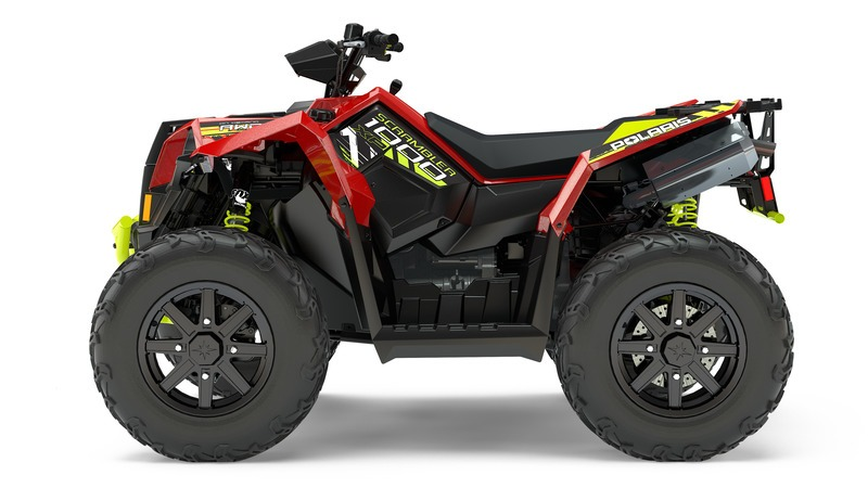 2018 Polaris Scrambler XP 1000 in Hancock, Wisconsin