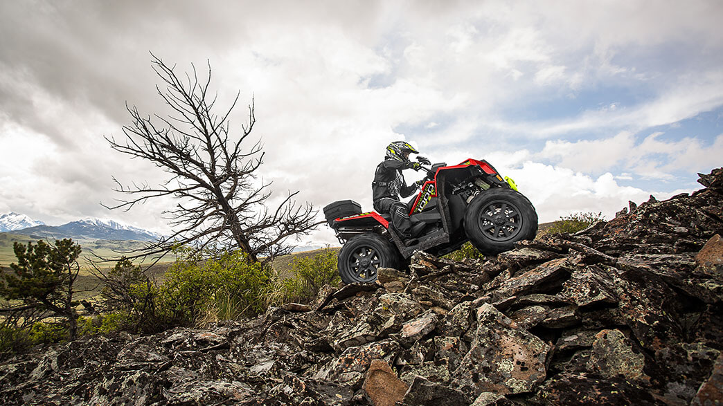2018 Polaris Scrambler XP 1000 in Huntington, West Virginia
