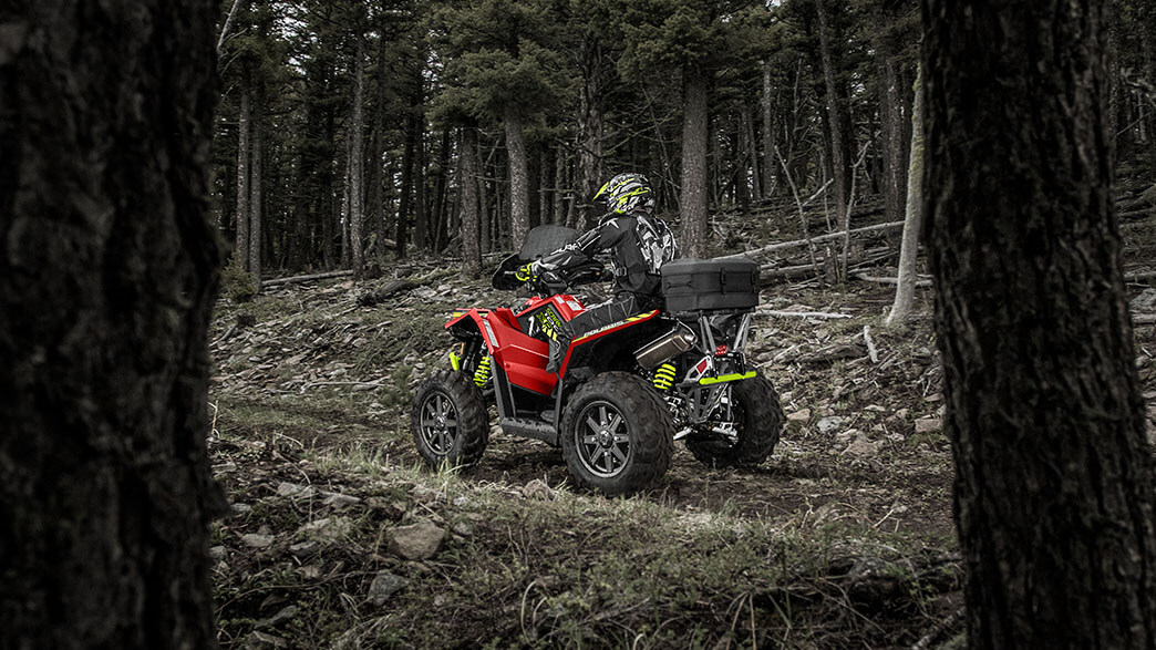 2018 Polaris Scrambler XP 1000 in Laconia, New Hampshire