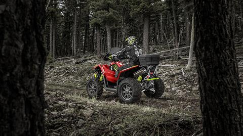 2018 Polaris Scrambler XP 1000 in Barre, Massachusetts