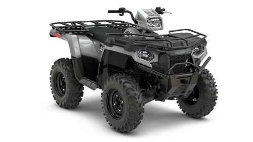 2018 Polaris Sportsman 570 EPS Utility Edition in Center Conway, New Hampshire