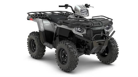 2018 Polaris Sportsman 570 EPS Utility Edition in Hancock, Wisconsin