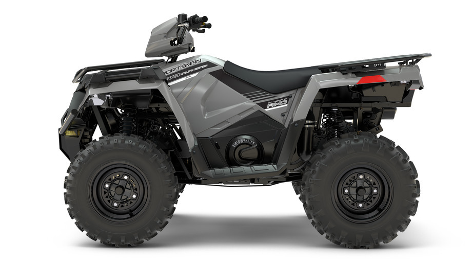 2018 Polaris Sportsman 570 EPS Utility Edition in Bemidji, Minnesota