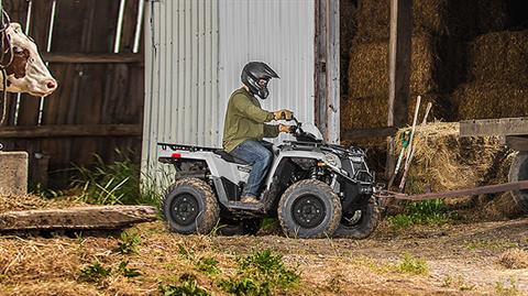 2018 Polaris Sportsman 570 EPS Utility Edition in Barre, Massachusetts