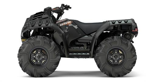 2018 Polaris Sportsman 850 High Lifter Edition in Pierceton, Indiana