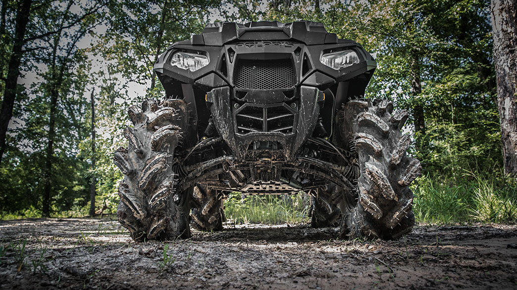 2018 Polaris Sportsman 850 High Lifter Edition in Eureka, California