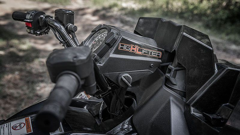 2018 Polaris Sportsman 850 High Lifter Edition 4