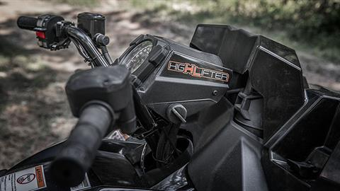 2018 Polaris Sportsman 850 High Lifter Edition in Newberry, South Carolina