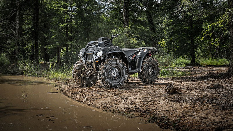 2018 Polaris Sportsman 850 High Lifter Edition in Chanute, Kansas