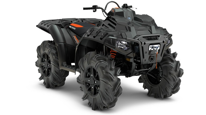 2018 Polaris Sportsman XP 1000 High Lifter Edition in Bigfork, Minnesota