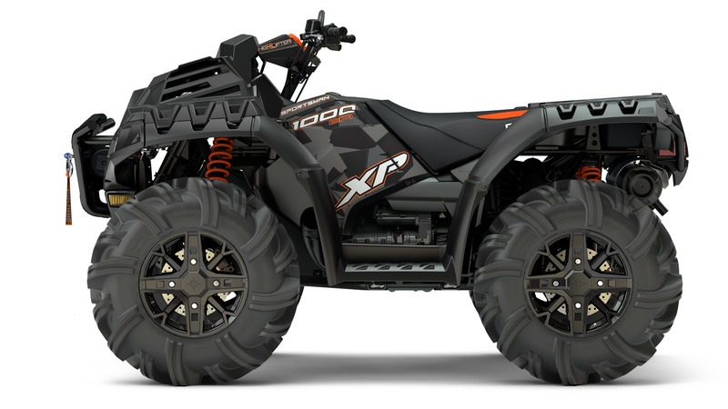 2018 Polaris Sportsman XP 1000 High Lifter Edition in Ironwood, Michigan