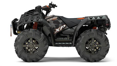 2018 Polaris Sportsman XP 1000 High Lifter Edition in Port Angeles, Washington