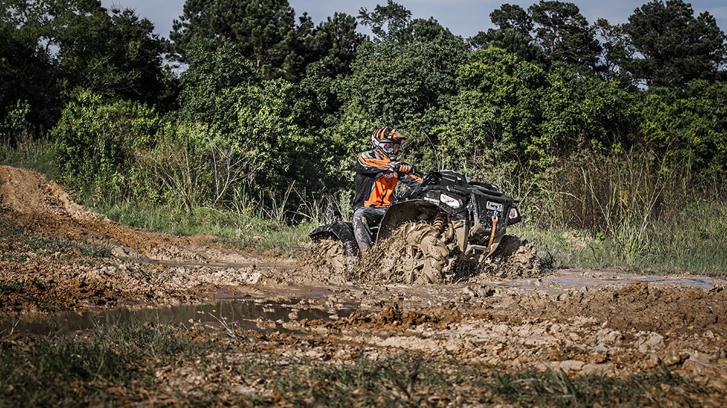 2018 Polaris Sportsman XP 1000 High Lifter Edition in Hanover, Pennsylvania