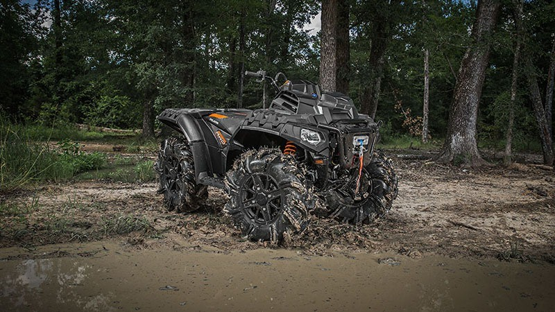 2018 Polaris Sportsman XP 1000 High Lifter Edition in Hancock, Wisconsin