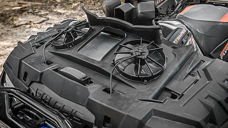 2018 Polaris Sportsman XP 1000 High Lifter Edition in Adams, Massachusetts - Photo 7